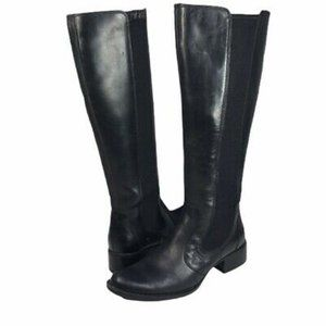 Born Valentina Tall Leather Boots Size 7